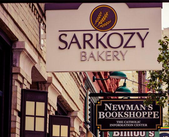 Sarkozy's Bakery | Stuart Avenue BB | Kalamazoo, MI
